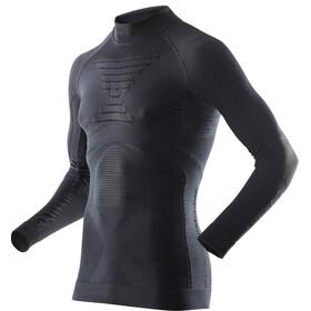X-Bionic Accumulator Evo LS Turtle Neck Shirt Men Black/Black